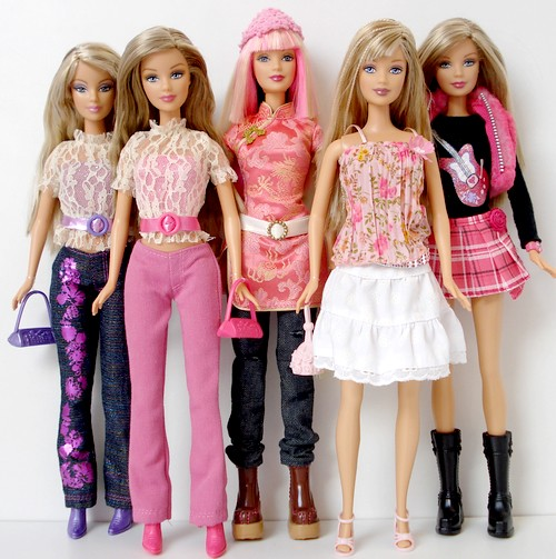 barbie fashion fever game