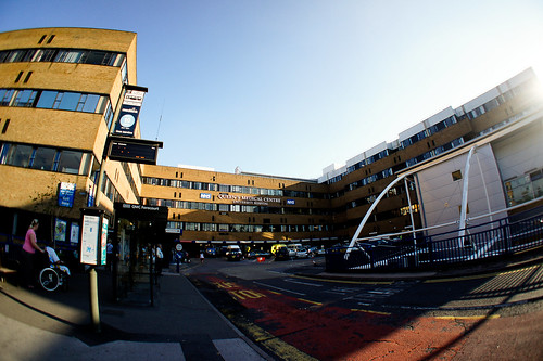 QMC, Queens Medical Center, University of Nottingham