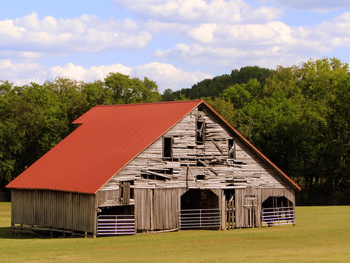 Old Barn - Allisona, TN