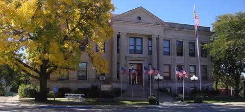 mo missouri princeton mercercounty courthouses countycourthouses usccmomercer raesanneman