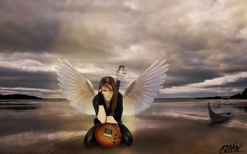 Guitar Angel