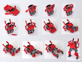 transformation SideSwipe