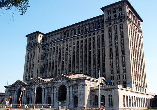 Urban Ruins of Detroit