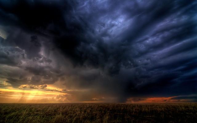 Storming Over Nebraska