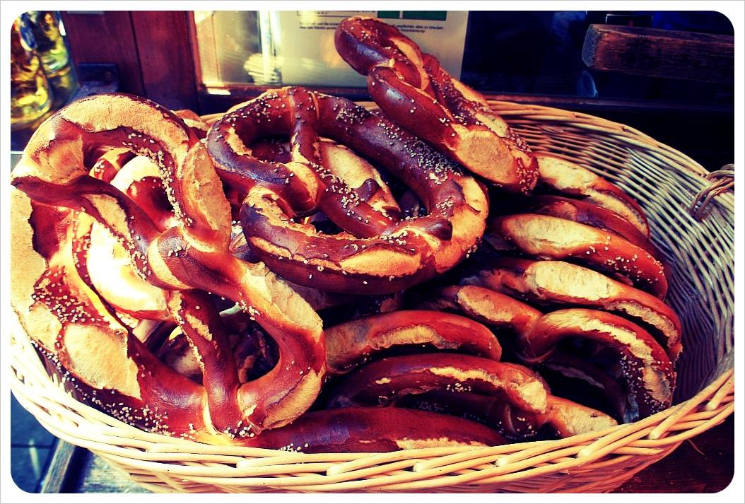 Pretzels, pretzels