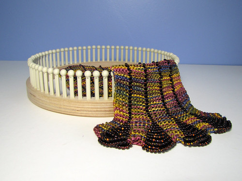 Knitting With Beads Instructions : Made by telaine patterns