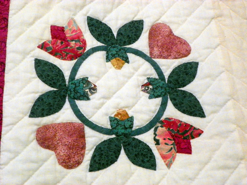 Birmingham Album Quilt Block 1 | Beverly Burch | Flickr