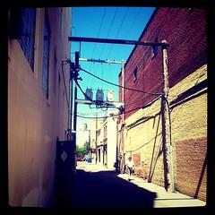 Love western alleys