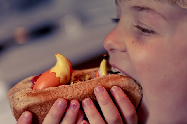 Goofy Hot Dog Toy