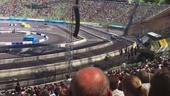 Video of Nico Rosberg demonstrating the Mercedes GP F1 Showcar