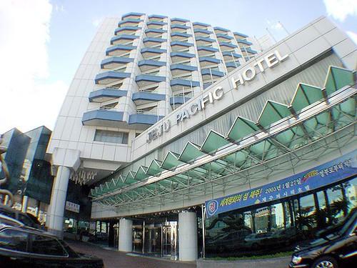 チェジュ パシフィック ホテル