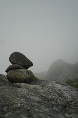 A Small Cairn