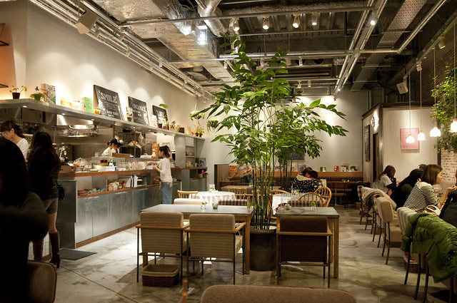 Cook Coo Cafe, 新宿マルイ本店