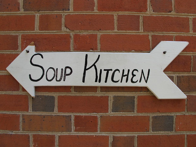 26588 Soup Kitchen First Presbyterian Church July 20, 2011 from Flickr via Wylio