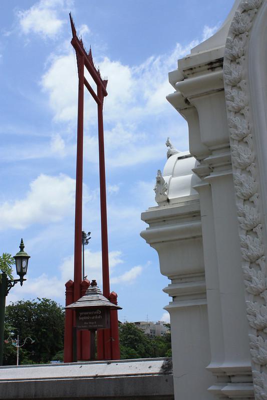 Sao Ching Cha in Bangkok, Thailand