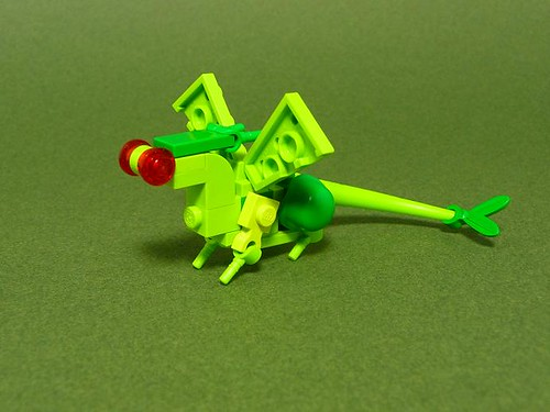 Simple Lego Creatures Picture Instructions To Build