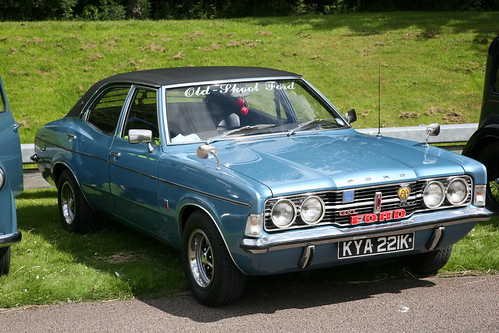1972 Ford Cortina MkIII