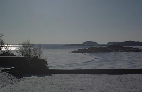 winter sea snow ice is vinter sweden snö hav halland tjolöholm tjolöholmsslott thecastleoftjolöholm