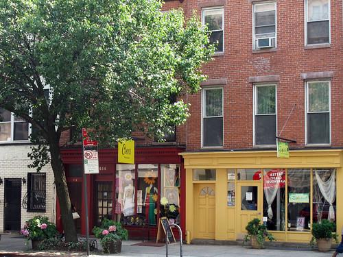 Greenest Block in Brooklyn 2011