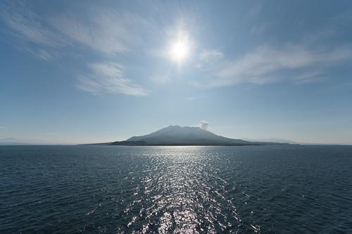 旅行 桜島 鹿児島県 2011 kagoshima 日本 japan travel 九州 火山 landscape 海 day pwpartlycloudy sea sakurajima 空 sky nikond90