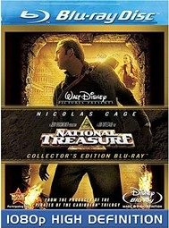 National Treasure [HD] [2004]