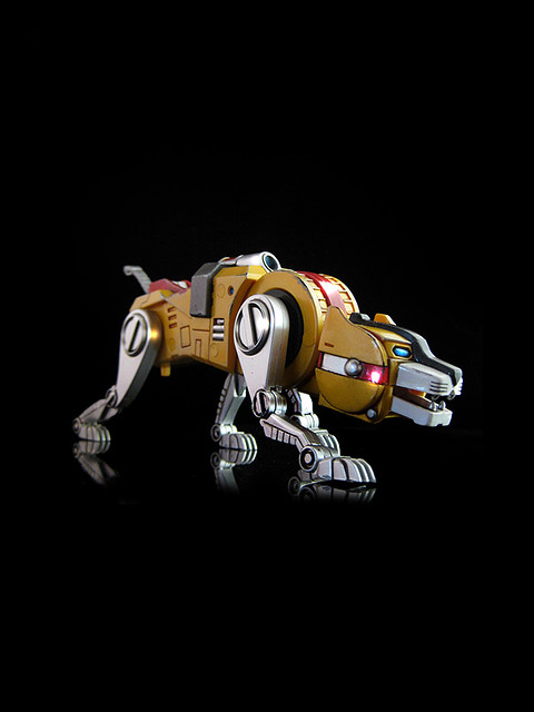 Voltron   Yellow Lion  3 Voltron Yellow Lion