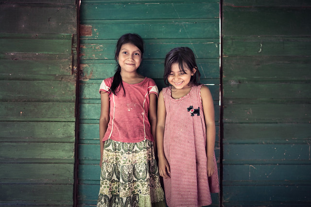 Yulma and Fernanda