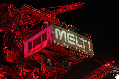 melt! logo