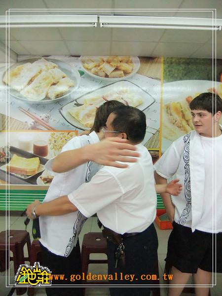 金色山莊安排紐西蘭學生至台南南寧高中交流