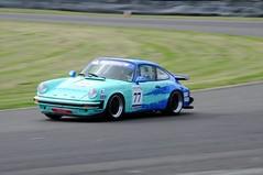 Castle Combe Track Days Porsche Club 2011