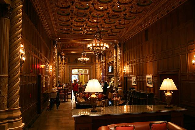 Biltmore Hotel Tour Asheville