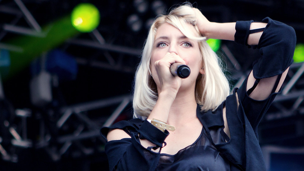 Veronica Maggio - Øya 2011