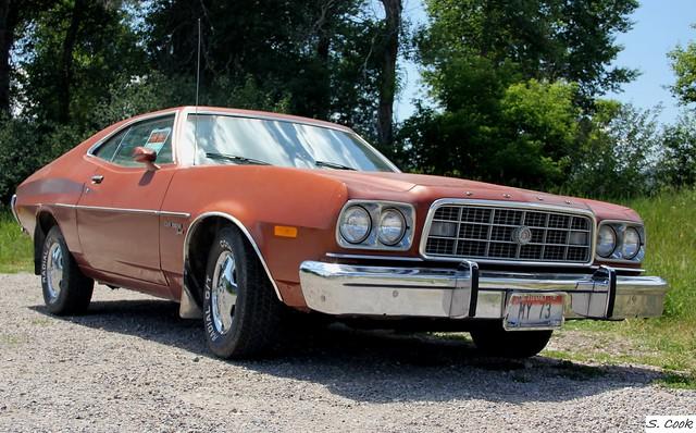 1973 Gran Torino Sport