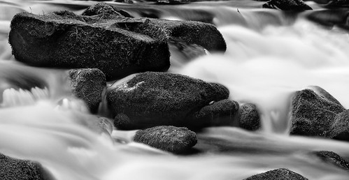 longexposure summer blackandwhite monochrome creek river waterfall rocks stream july northcarolina waterfalls nantahala niksoftware silverefexpro andrewvernon nikond300s