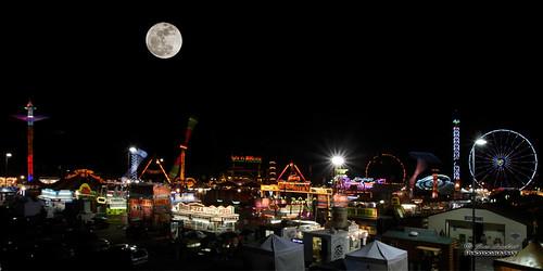 carnival moon speed lights amusement statefair fair fullmoon entertainment westvirginia zipper ferriswheel rides westvirginiastatefair skyflyer canon7d jlphotography digiartpics