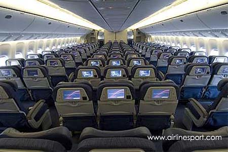 Air Canada Boeing 777 300 77w Seats Flickr Photo