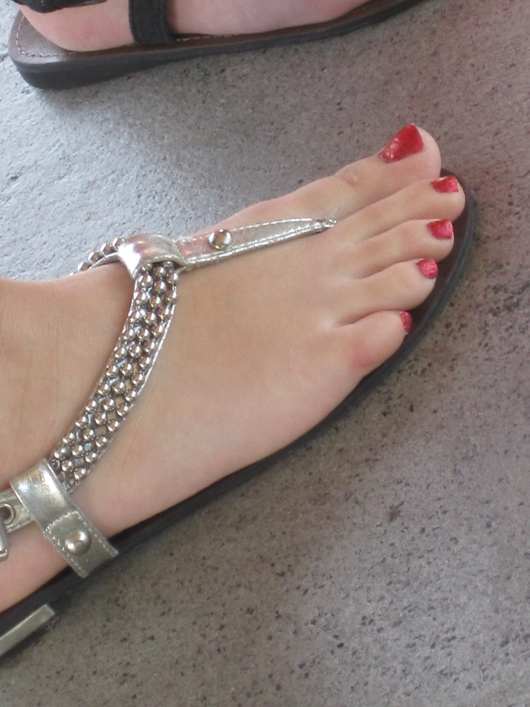 Join. happens. Sexy feet hidden cam mine very