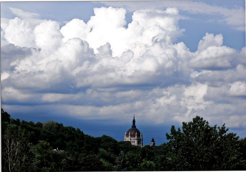 ~ Cathedral & Clouds ~