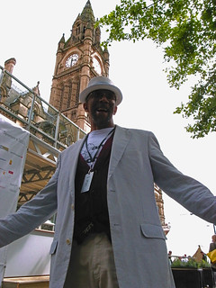 Reg E Cathey ('The Wire'), Albert Square