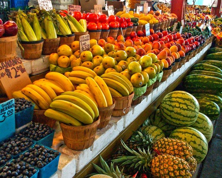 Dallas Farmers Market 2
