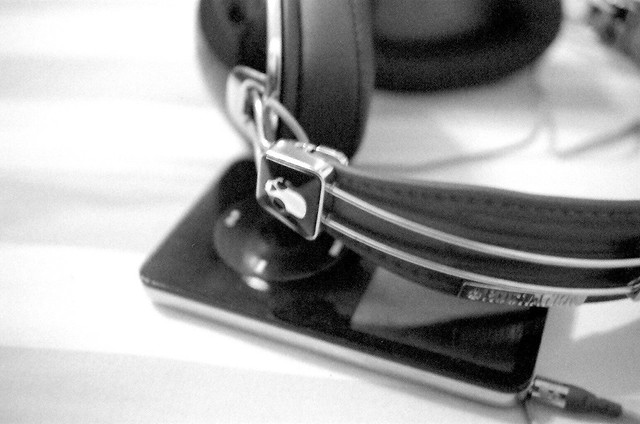Photo:...listening to music By Nisa Yeh