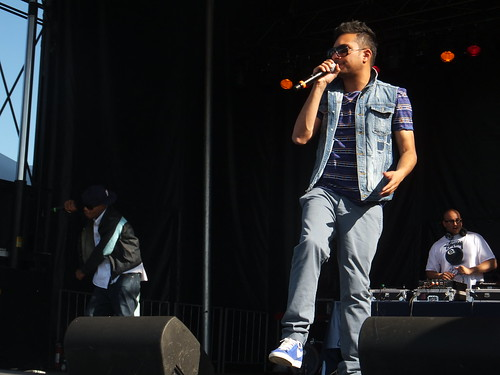 Raghav at Ottawa Bluesfest 2011