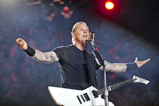 Metallica (James Hetfield)