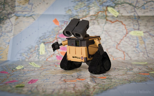 Wall-E plan your holidays to the Norwegian fjords II
