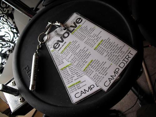 CAMPT DIRT Evolve Schedules - take 1