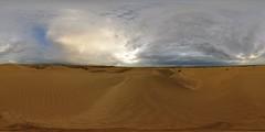 Dunes in the Thar Desert