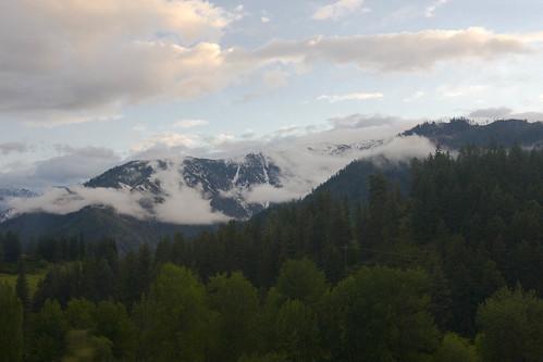 View of Montana
