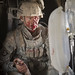 Wounded: US Army Specialist Jacob Moore in Afghanistan by jeromestarkey