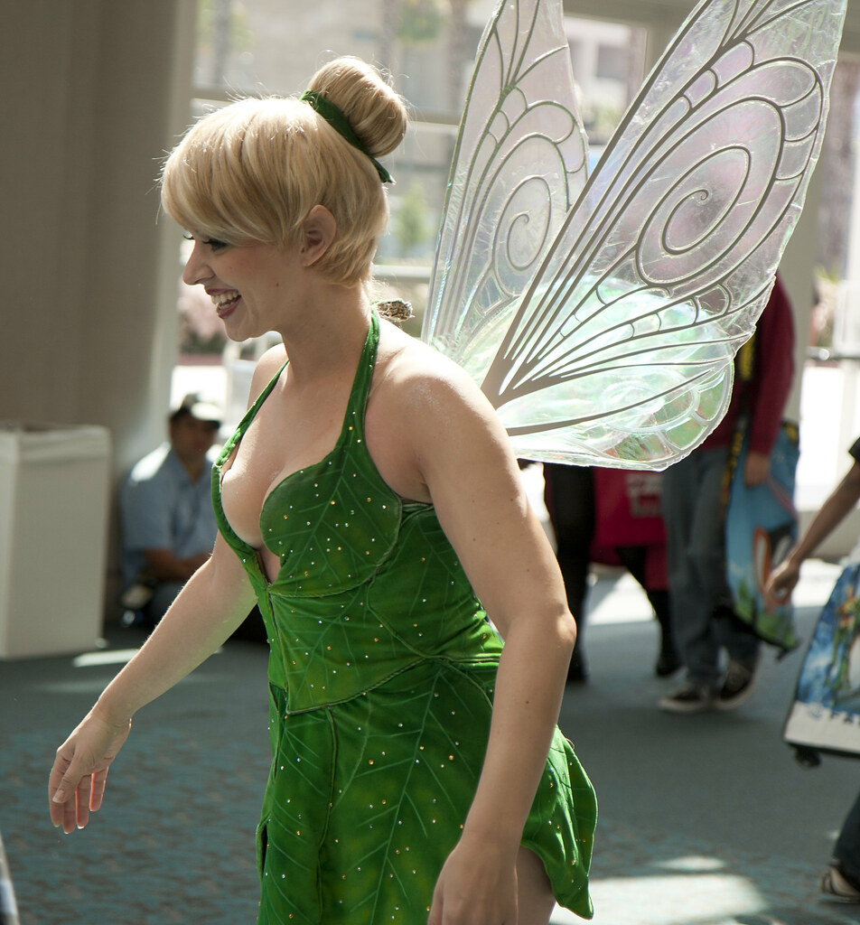 Sexy Tinkerbell - a photo on Flickriver