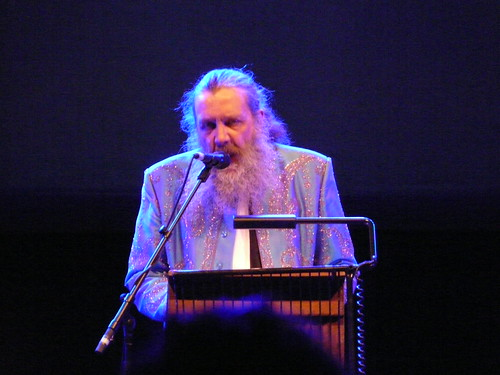 Alan Moore, I'll Be Your Mirror 2011, Alexandra Palace